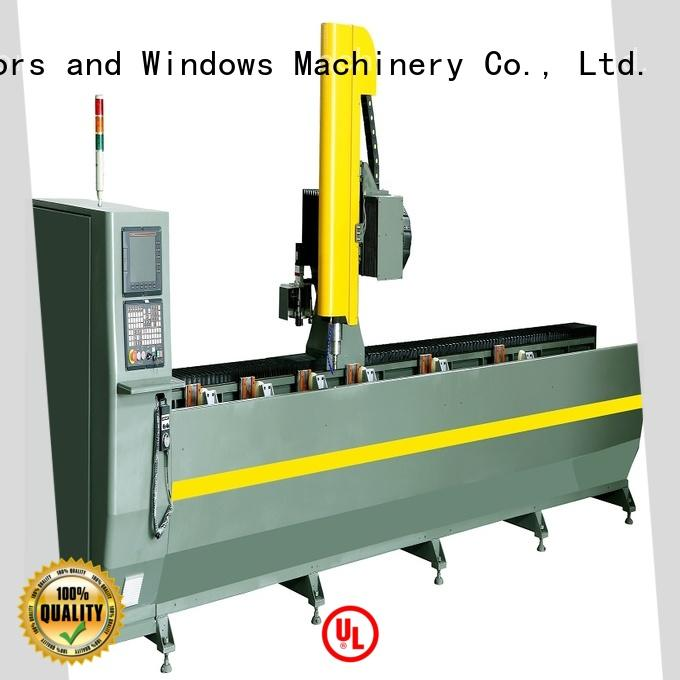 kingtool aluminium machinery router industrial cnc router in different color for milling