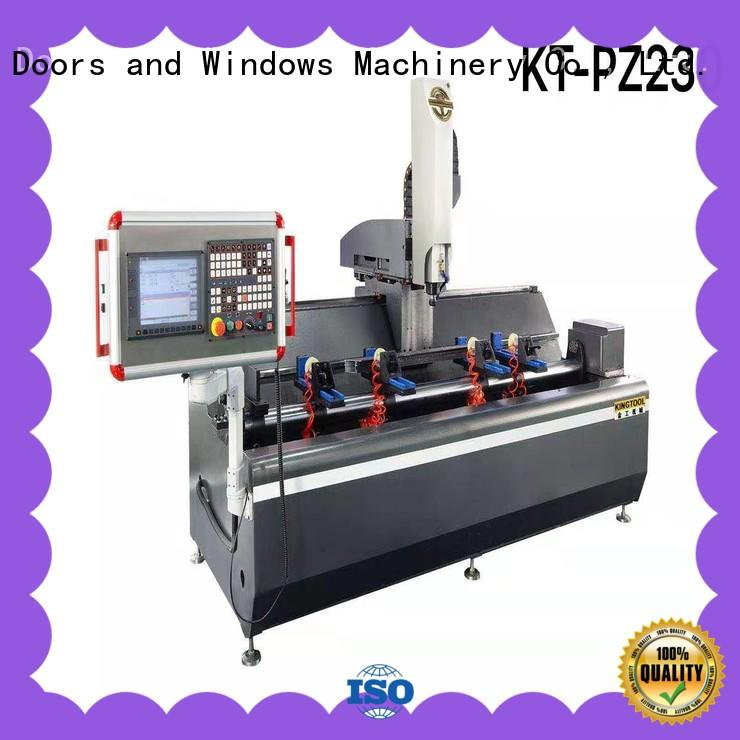 kingtool aluminium machinery milling best cnc router factory price for milling