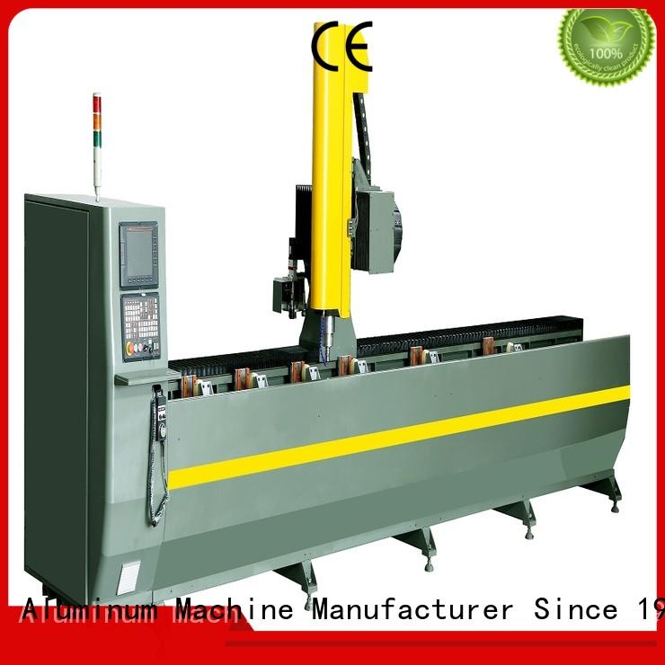 inexpensive cnc router aluminum profile in factory