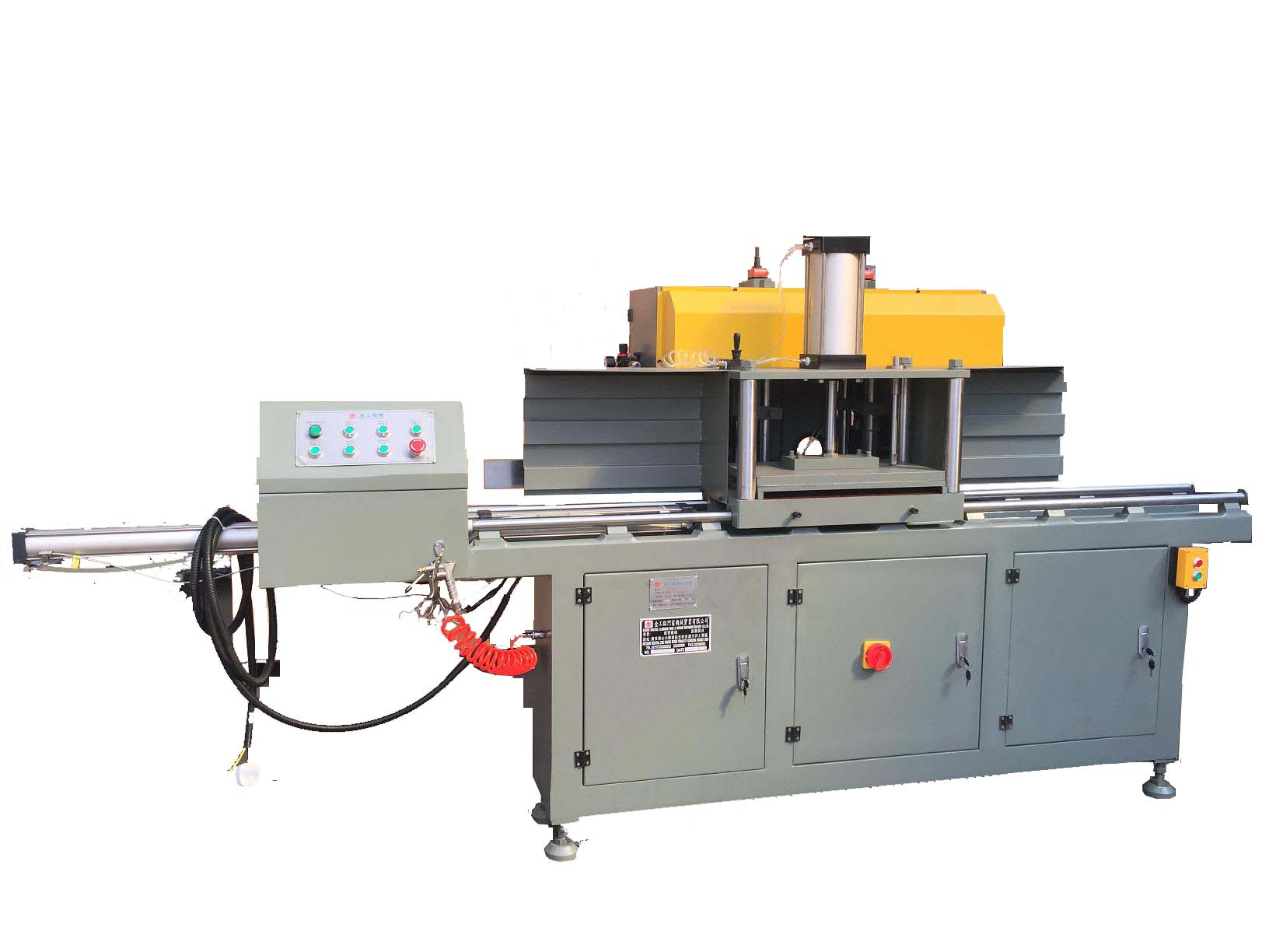 affordable aluminium machinery machining from manufacturer for grooving-1
