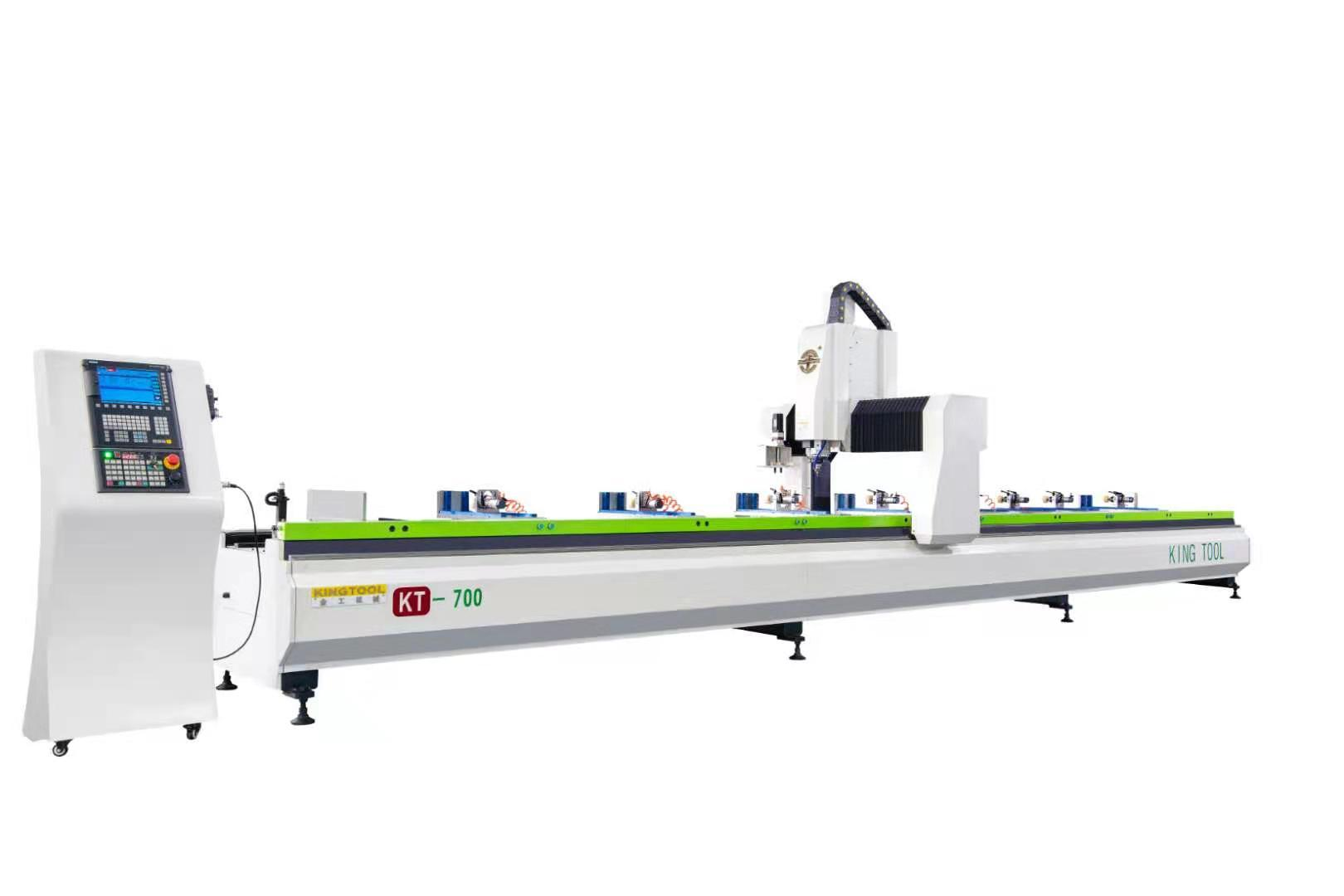KT-S700 Aluminum Profile 3-Axis CNC Machining Center