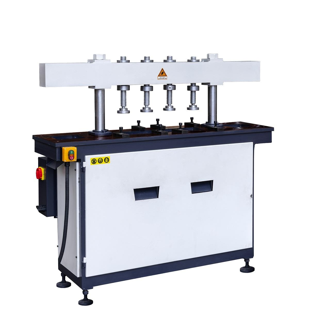 KT-373 Double Column Hydraulic Aluminum Punching Machine
