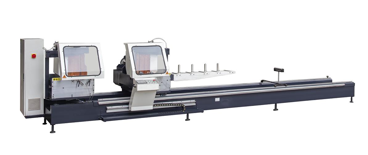 KT-383FC CNC DOUBLE MITRE SAW