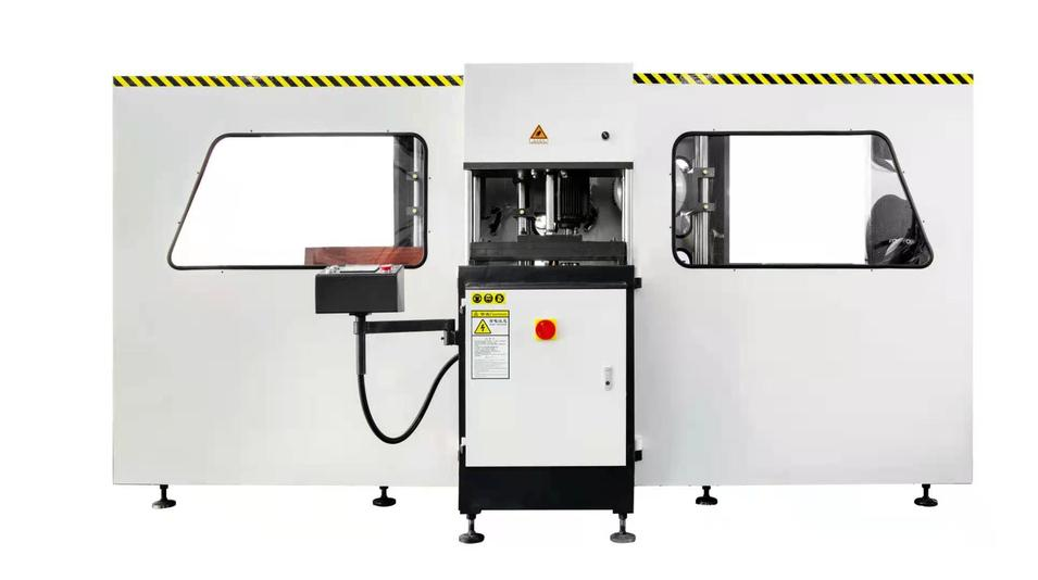 KT-313Y Aluminum Curtain Wall Profile End Milling Machine