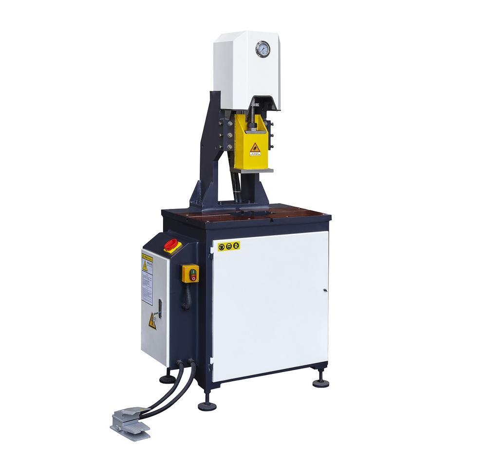 KT-373B Seated Oil Hydraulic Aluminum Punching Machine
