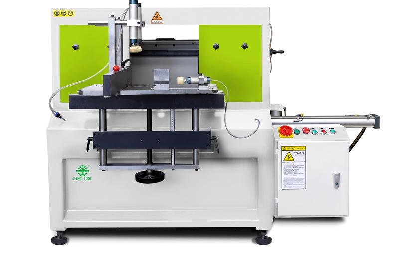 KT-313C/A Curtain Wall End Milling Machine