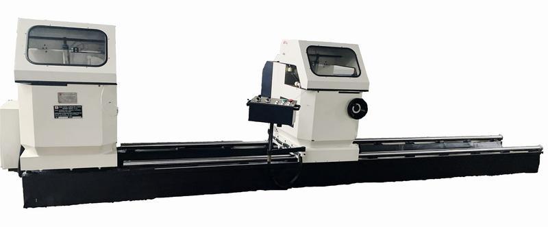 KT-383B-B Digital Display Double Mitre Saw for Aluminum Cutting Machine