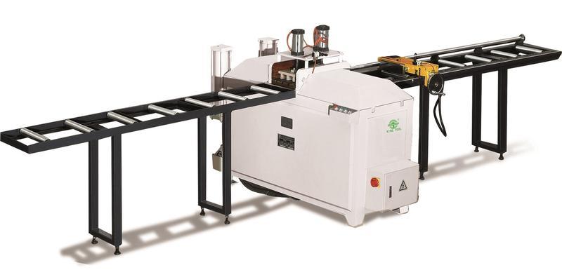 KT-363F Thermal-break Profile 45° Aluminum Cutting Machine