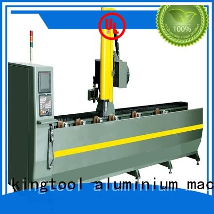 accurate aluminium cutting machine suppliers 3axis at discount for milling