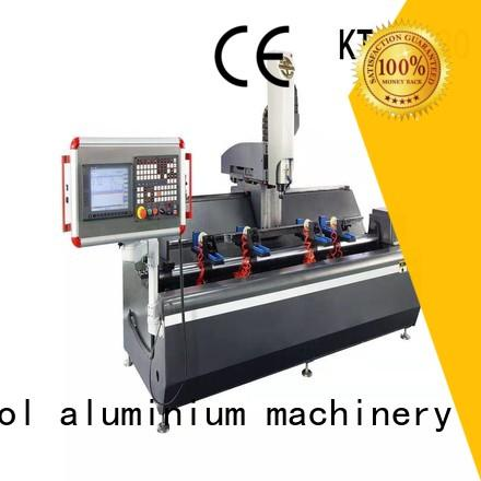 kingtool aluminium machinery cheap cnc router in different color for grooving