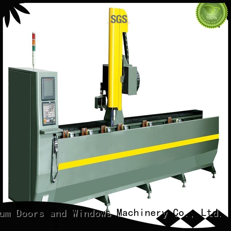 affordable aluminum cnc machine cnc from manufacturer for PVC sheets