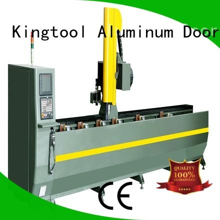 kingtool aluminium machinery aluminum cnc router price with good price for steel plate
