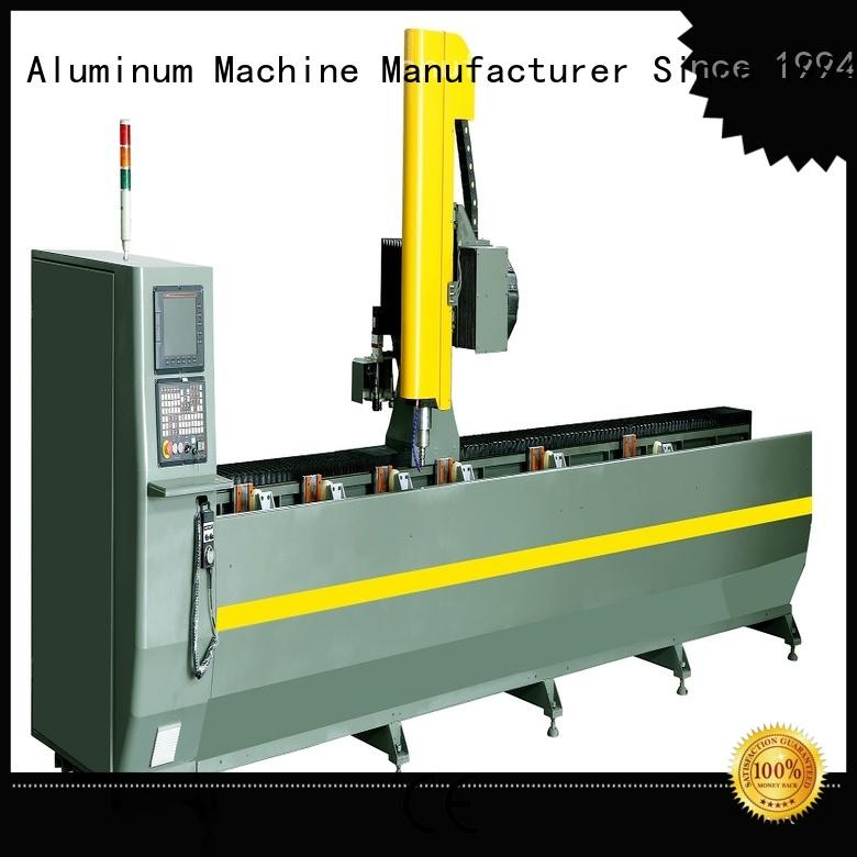 eco-friendly aluminium cutting machine 3axis bulk production for engraving