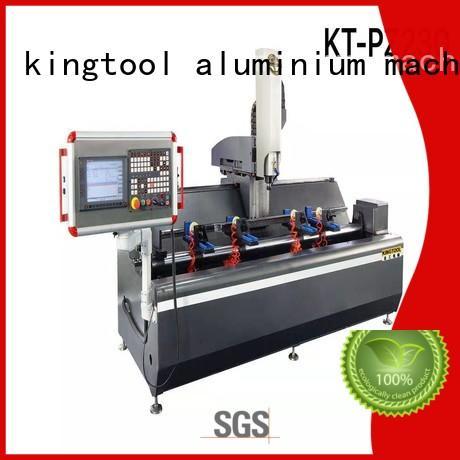kingtool aluminium machinery machining aluminium machinery for sale with cheap price for milling