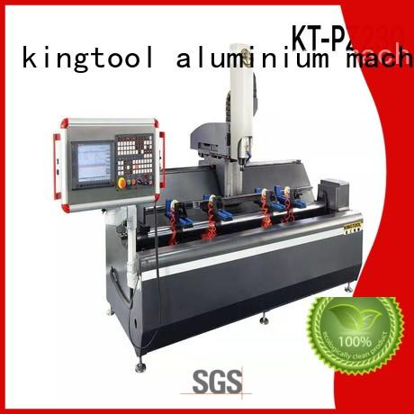 kingtool aluminium machinery machining aluminium machinery for sale with cheap price for milling