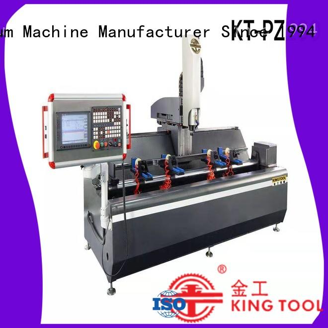 accurate aluminium machinery for sale cnc at discount for PVC sheets