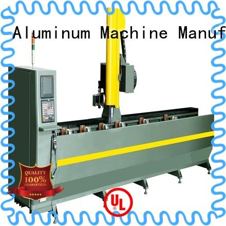 kingtool aluminium machinery industrial aluminium cnc router with good price for PVC sheets