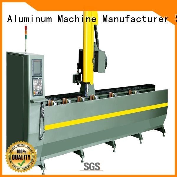 cnc aluminium machinery for sale bulk production for tapping kingtool aluminium machinery