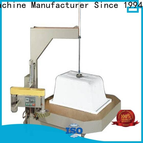 kingtool aluminium machinery durable Sanitary Ware Machine directly sale for grooving
