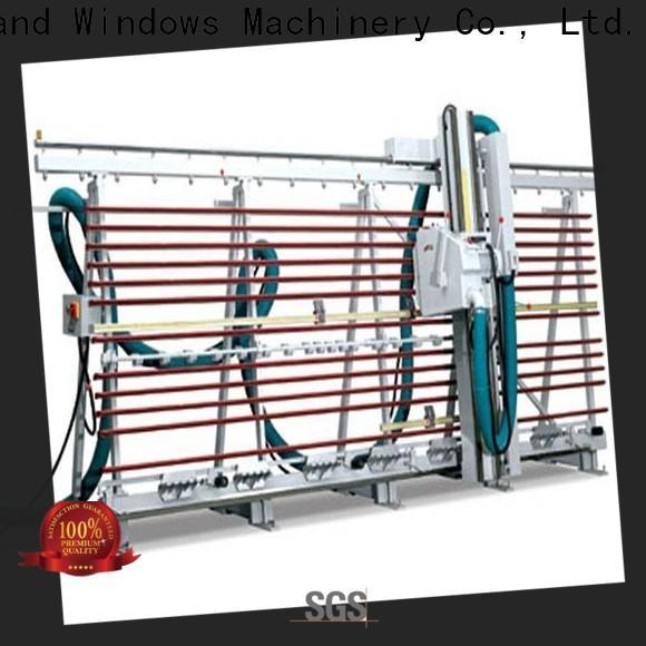 kingtool aluminium machinery best aluminum composite panel grooving machine for aluminum door in plant