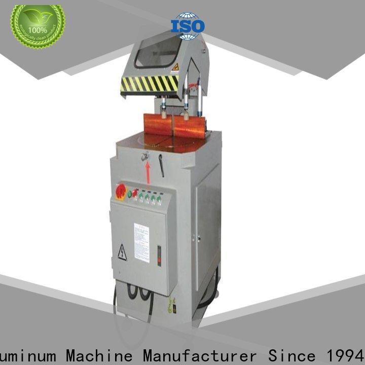 kingtool aluminium machinery durable aluminium cutting machines for aluminum curtain wall in plant