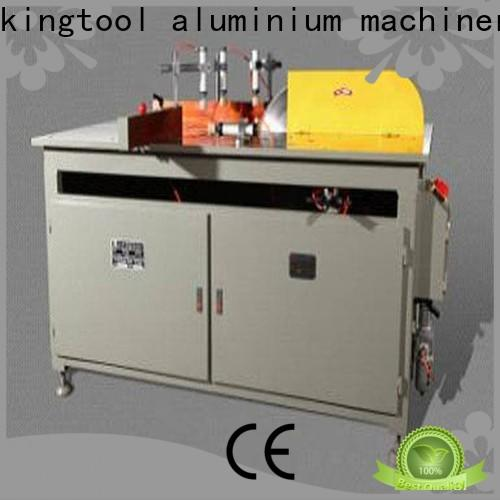 adjustable cutting machine price autofeeding for plastic profile in plant
