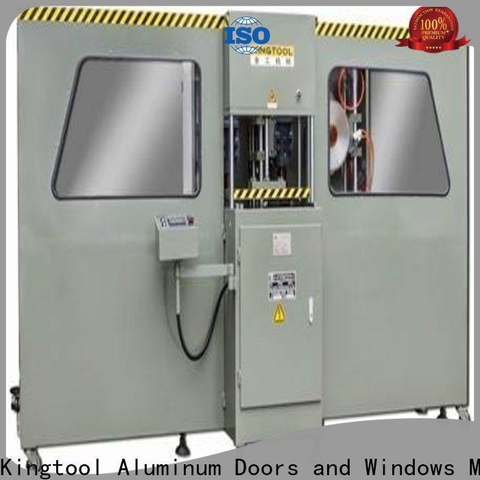 kingtool aluminium machinery adjustable end mills for aluminum customization for steel plate