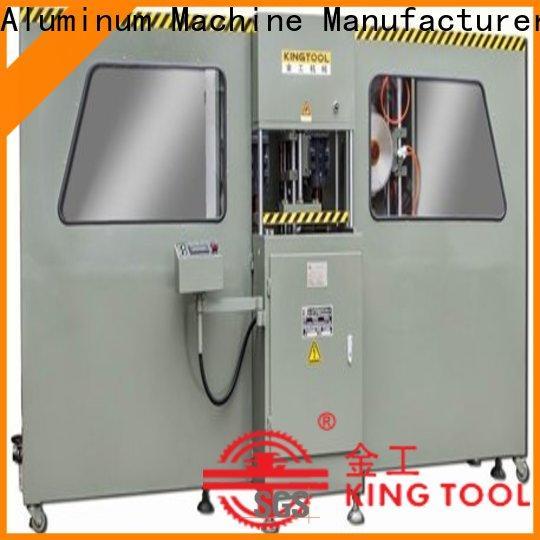kingtool aluminium machinery durable stir welding machine free design for metal plate