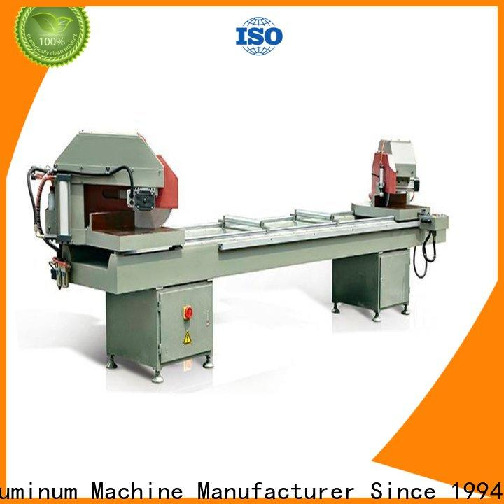 kingtool aluminium machinery heavy aluminium extrusion cutting machine for aluminum curtain wall in plant