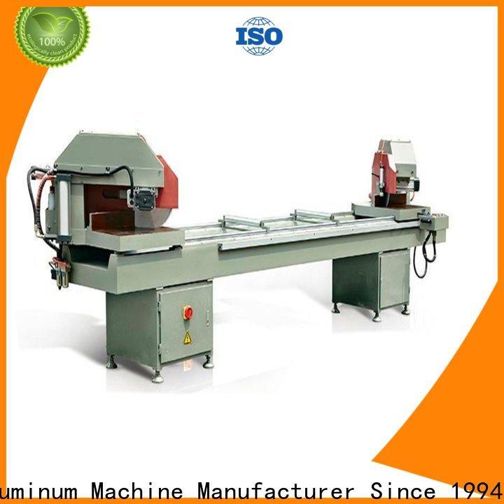 kingtool aluminium machinery heavy aluminium extrusion cutting machine for aluminum curtain wall in plant