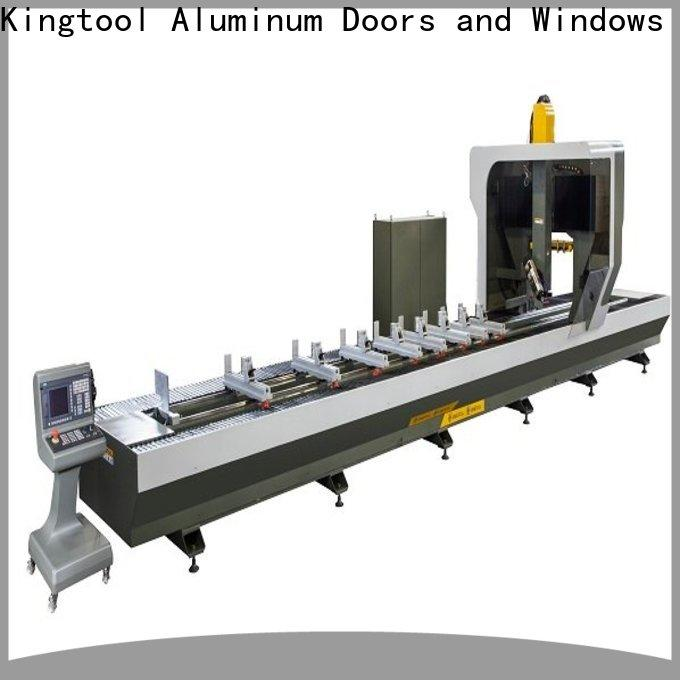 cnc router for aluminum parts aluminum factory price for tapping