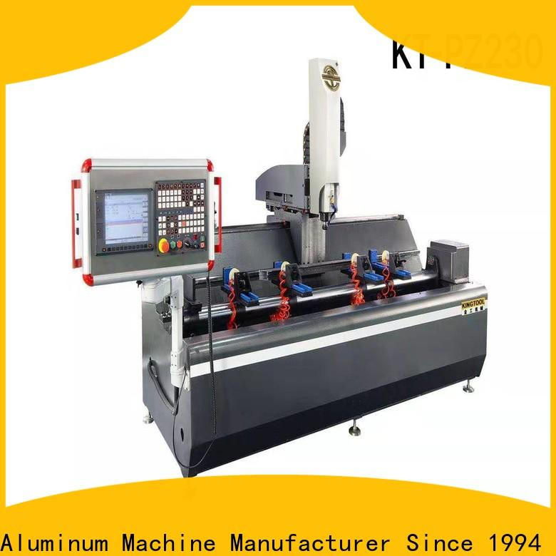 kingtool aluminium machinery router industrial cnc aluminium router machine directly sale for milling