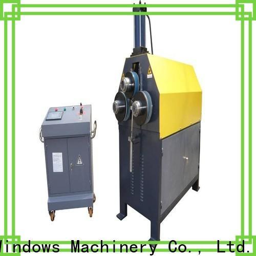 kingtool aluminium machinery best aluminium tube bending machine for-sale for grooving