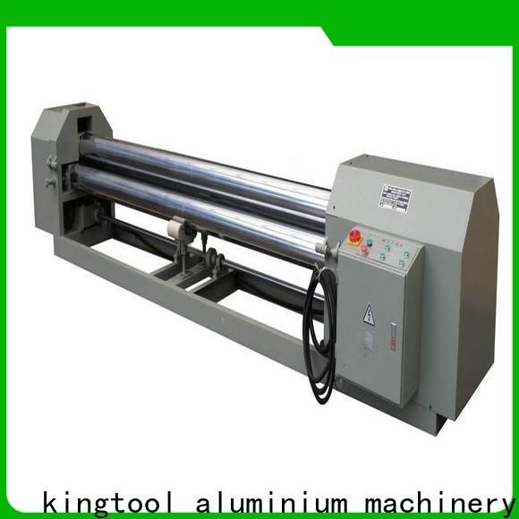 kingtool aluminium machinery bending aluminum pipe bender inquire now for milling