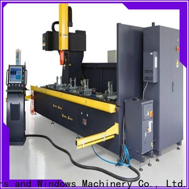 kingtool aluminium machinery panel cnc router price directly sale for PVC sheets