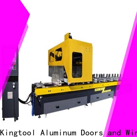 kingtool aluminium machinery best small cnc router for aluminum directly sale for steel plate