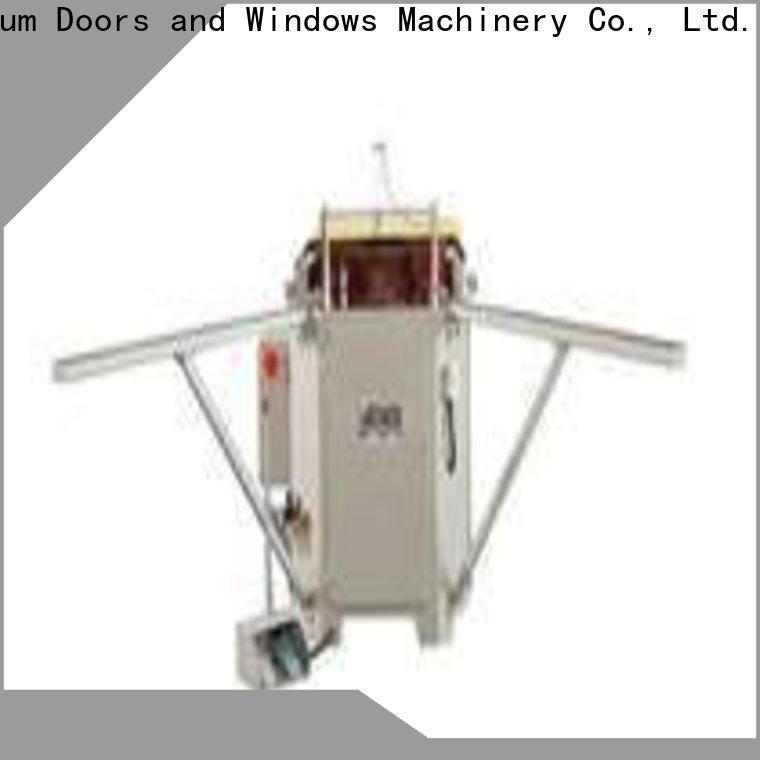 kingtool aluminium machinery best-selling aluminium window crimper bulk production for milling
