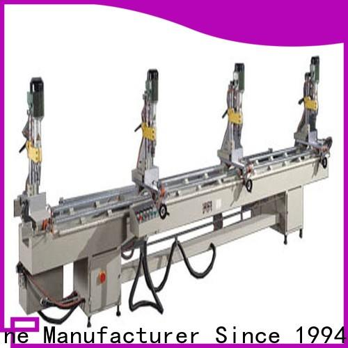 kingtool aluminium machinery multi head drilling machine from China for metal plate