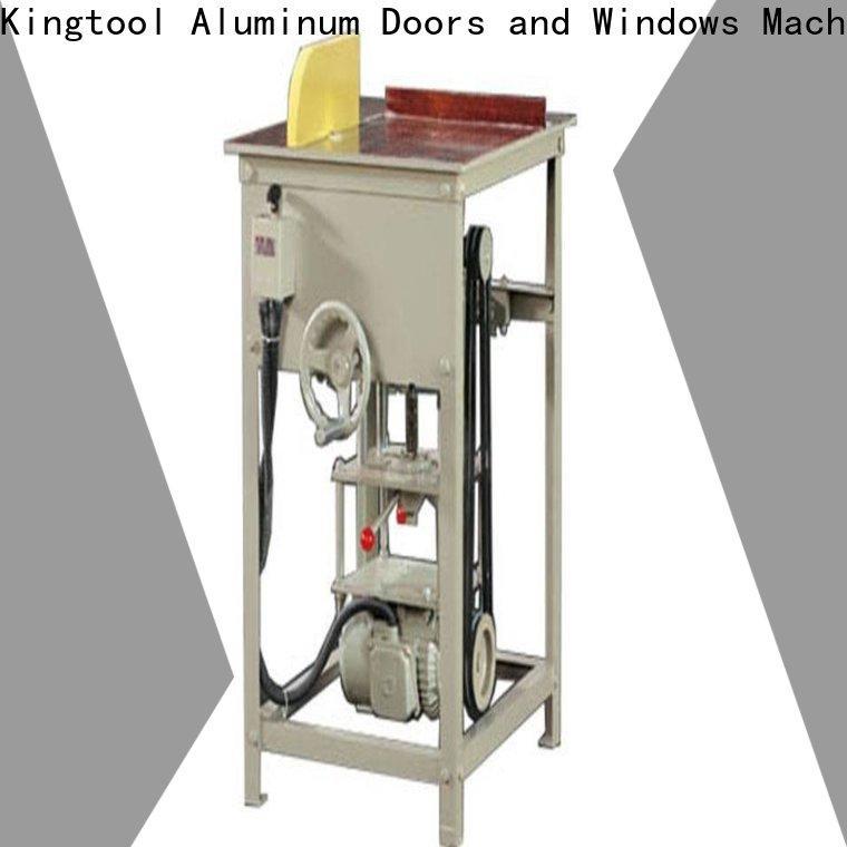 inexpensive aluminium cutting machines al for plastic profile in factory