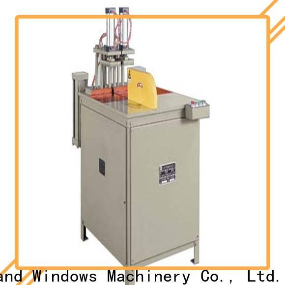 kingtool aluminium machinery durable aluminium cutting machines for heat-insulating materials in factory