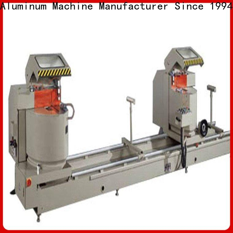 durable aluminum cutting machine price al for aluminum door in workshop