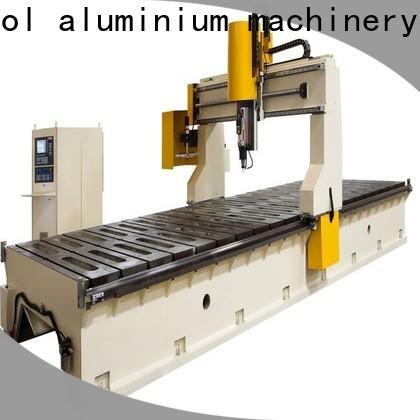 kingtool aluminium machinery Aluminium CNC Router producer for tapping
