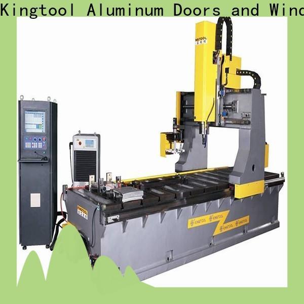 kingtool aluminium machinery friction ultrasonic welding machine assurance for engraving