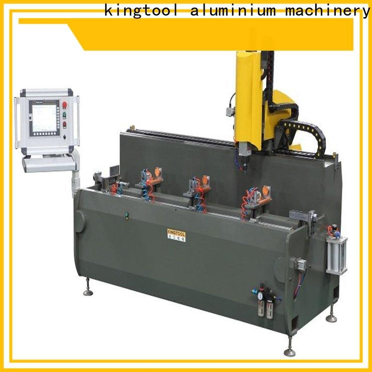 kingtool aluminium machinery inexpensive best cnc router for aluminum in different color for milling