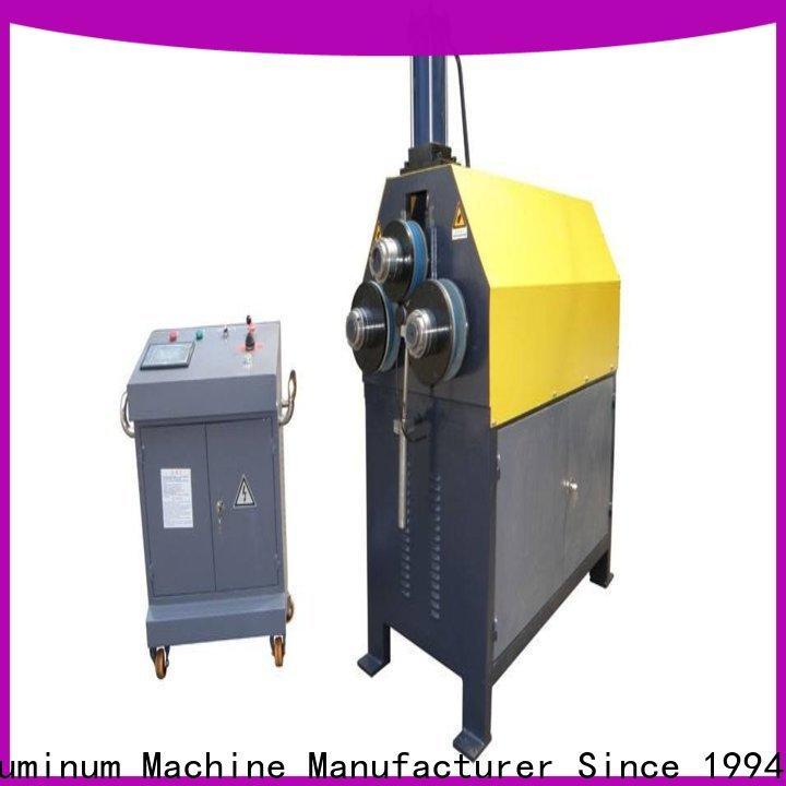 kingtool aluminium machinery adjustable aluminum profile bending equipment at discount for milling