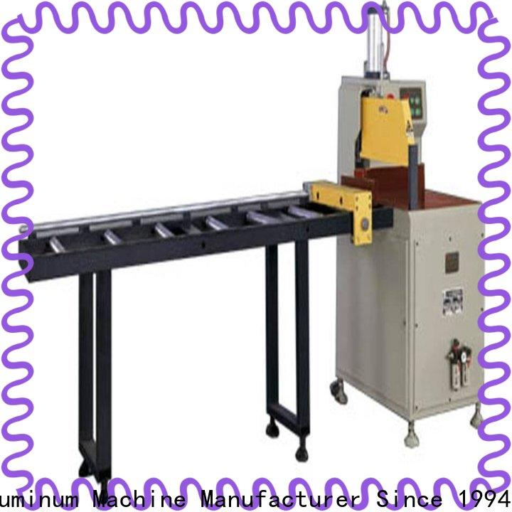 kingtool aluminium machinery readout electronic cutting machine for curtain wall materials in plant