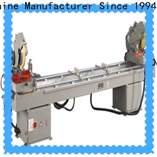 best automatic aluminium cutting machine aluminum for curtain wall materials in plant