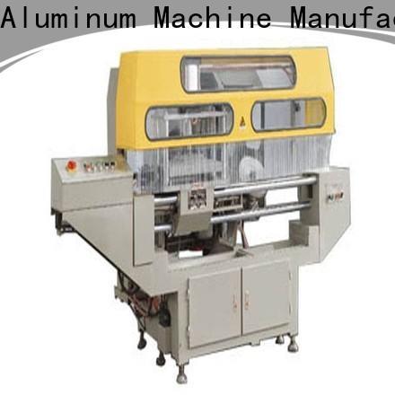 kingtool aluminium machinery machine aluminum milling machine with good price for cutting