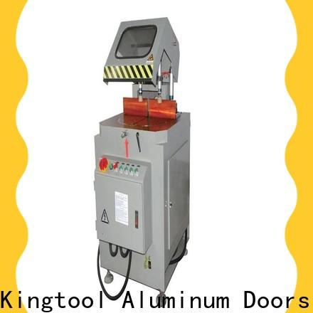 durable cnc machine price double for curtain wall materials in factory