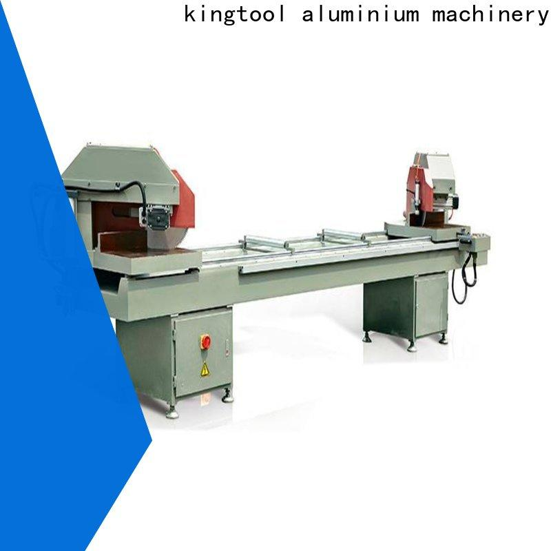 durable automatic aluminium cutting machine manual for aluminum door in workshop